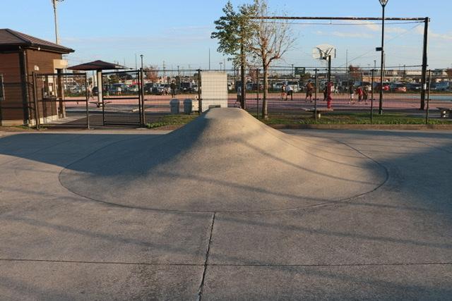 千葉県 市原市 オリプリスケートパーク