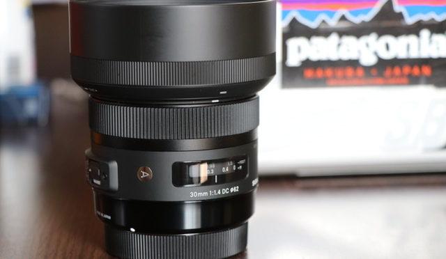 SIGMA 30mm F1.4 DC HSM(Canonマウント)Art実写レビュー