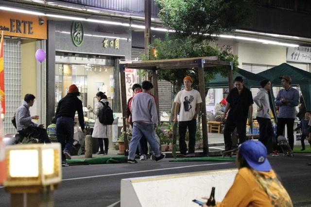 静岡県沼津市のスケートイベント