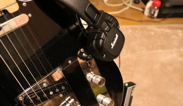 ヘッドフォン Marshall major3 Bluetooth