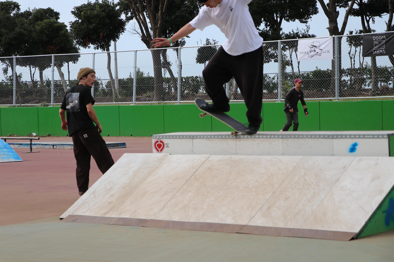 木更津 スケートパーク skateboard