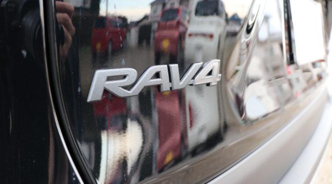 TOYOTA新型RAV4