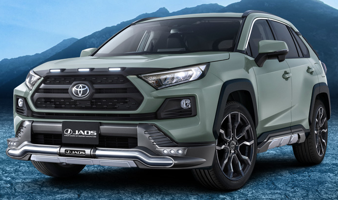 TOYOTA新型RAV4 adventure JAOS