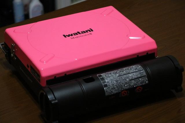 IWATANI カセットフーmarvelous2