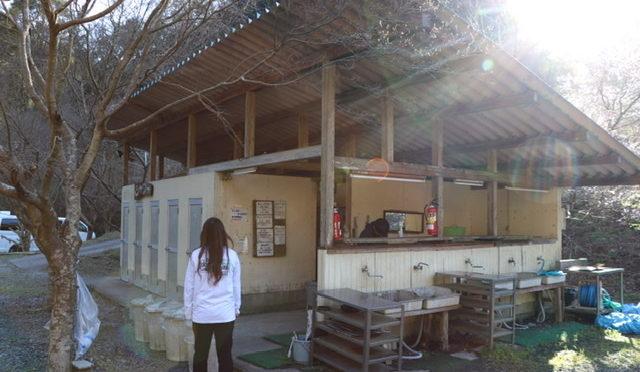 千葉県のキャンプ場 「亀山湖オートキャンプ場」3月のキャンプレビュー!!