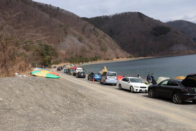 浩庵キャンプ場 キャンプ 富士山 本栖湖