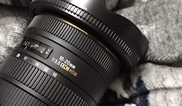 超広角レンズ「SIGMA」10-20mm F3.5 EX DC HSM実写レビュー